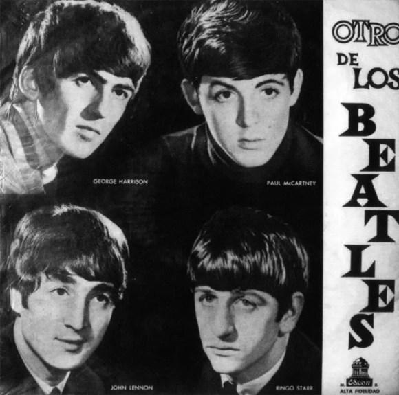 Otro De Los Beatles album artwork - Chile