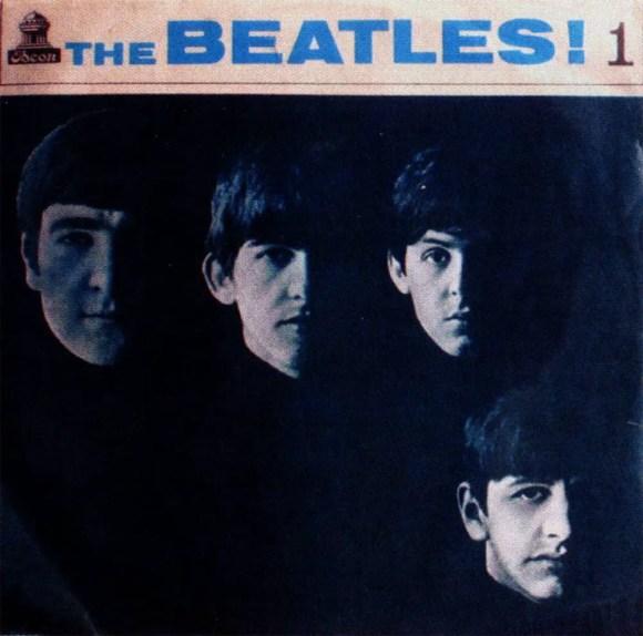 The Beatles! 1 album artwork - Ecuador