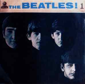 The Beatles! 1 album artwork - Ecuador
