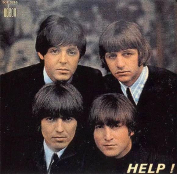 Help! EP artwork - France