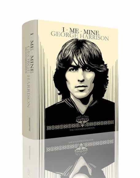 George Harrison's autobiography I Me Mine–extended edition
