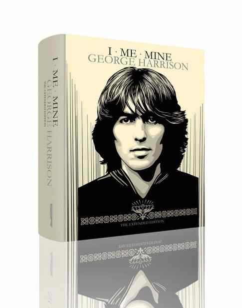 George Harrison's autobiography I Me Mine – extended edition