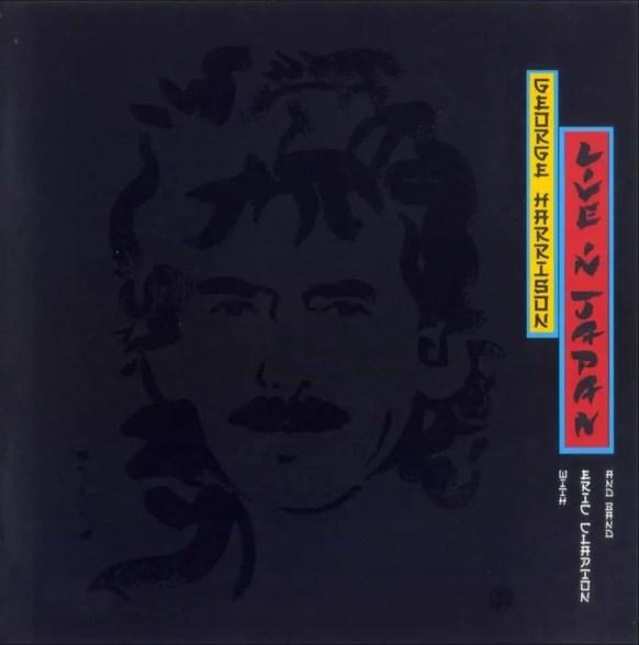 Live In Japan album artwork - George Harrison