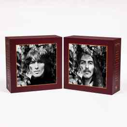 George Harrison Vinyl Collection box set –lenticular front cover images