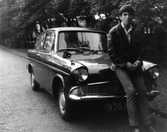 George Harrison, Liverpool, 1962