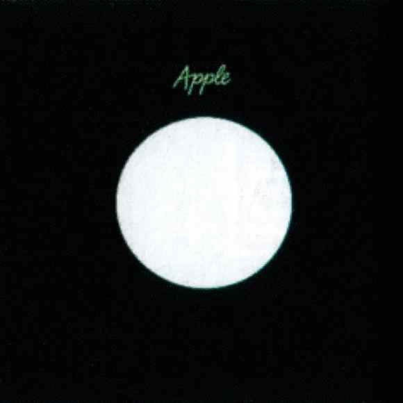 Apple single sleeve - Germany