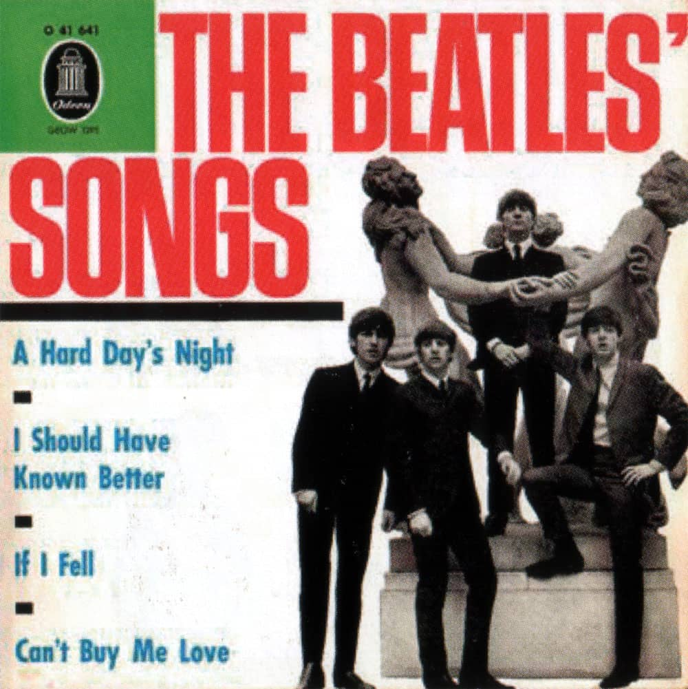 the beatles songs complete a z list