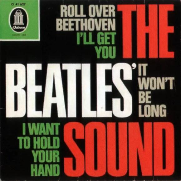 The Beatles' Sound EP artwork - Germany