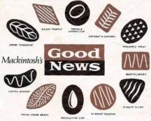 Good News chocolates (Savoy Truffle)