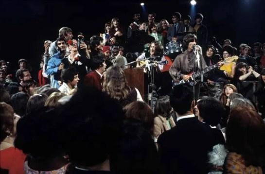 Hey Jude promo film, 4 September 1968