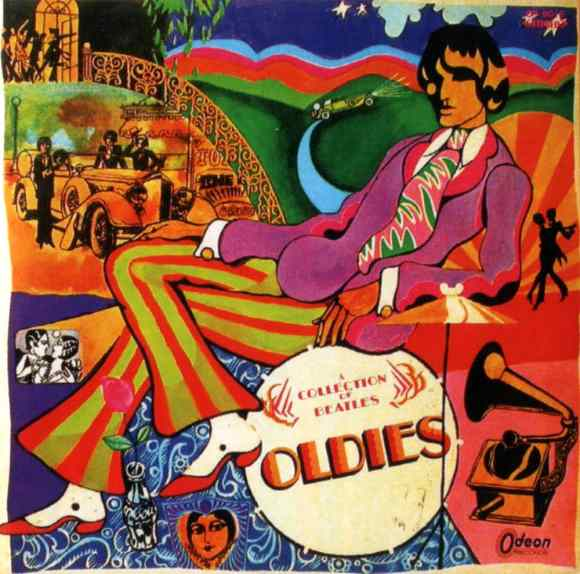 A Collection Of Beatles Oldies album artwork - Japan