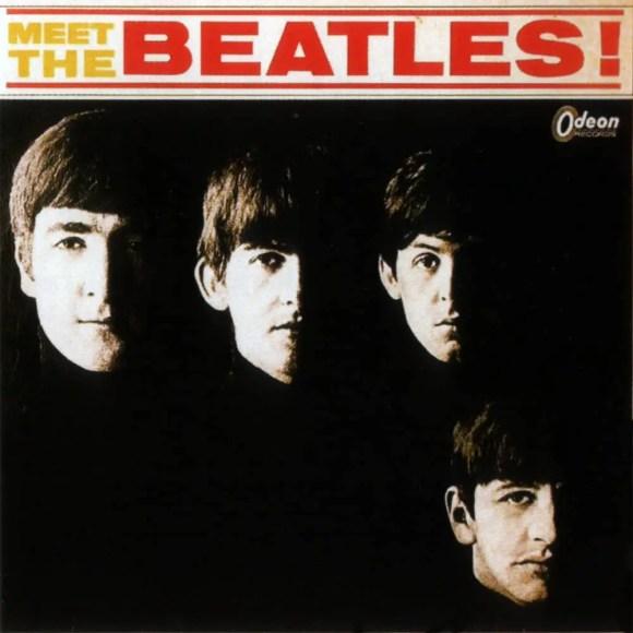 Meet The Beatles! album artwork - Japan