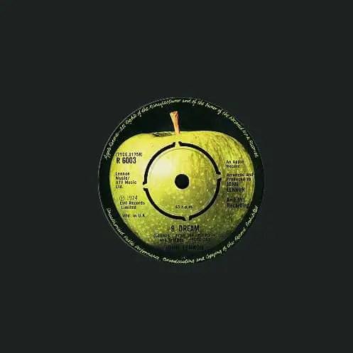 #9 Dream single - John Lennon