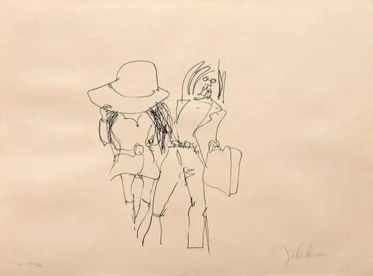John Lennon: Bag One (1969) - The Honeymoon
