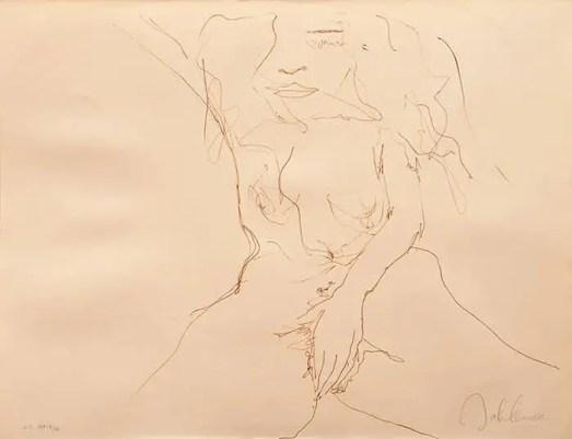 John Lennon: Bag One (1969) - Erotic 1