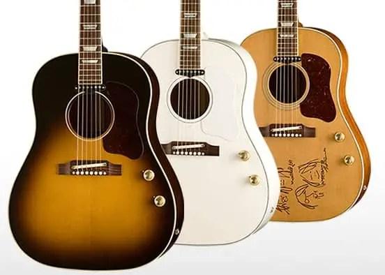 John Lennon signature guitars by Gibson, 2010