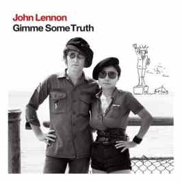 Gimme Some Truth album artwork - John Lennon