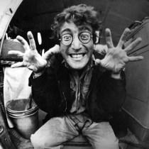 John Lennon on the set of How I Won The War, 1966