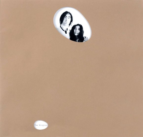 John Lennon and Yoko Ono –Two Virgins (censored cover)