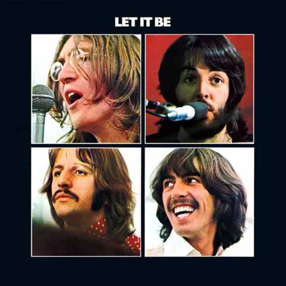 Let It Be album artwork