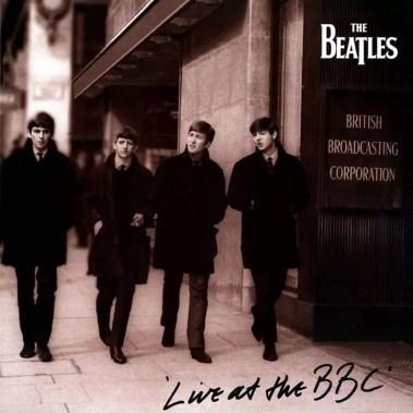Live At The BBC album artwork