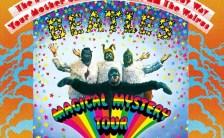 Magical Mystery Tour album artwork