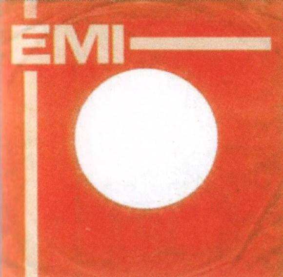 Parlophone sleeve, 1967 - Pakistan