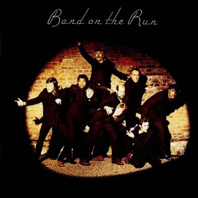 Band On The Run album artwork - Paul McCartney & Wings