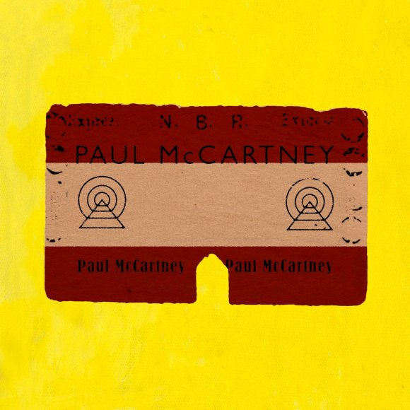 Paul McCartney – Egypt Station promotional image, 2018