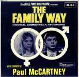 The Family Way album artwork - Paul McCartney