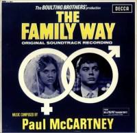 The Family Way album artwork – Paul McCartney