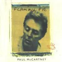 Flaming Pie album artwork - Paul McCartney