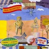 Paul McCartney–I Dont Know single cover artwork