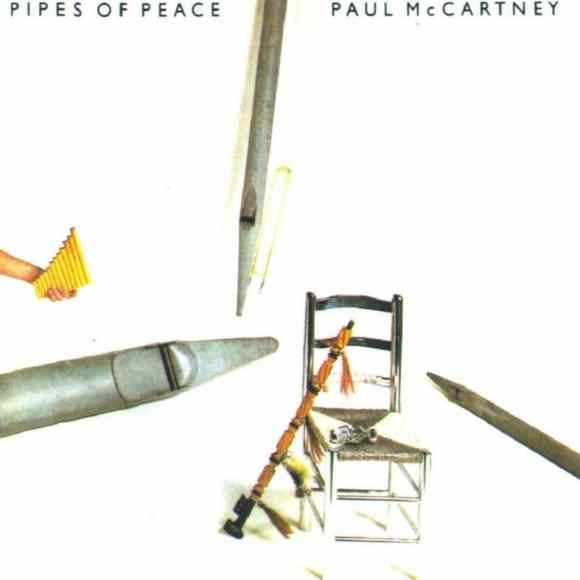 Pipes Of Peace album artwork - Paul McCartney