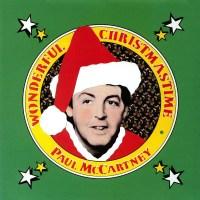 Wonderful Christmastime single artwork – Paul McCartney