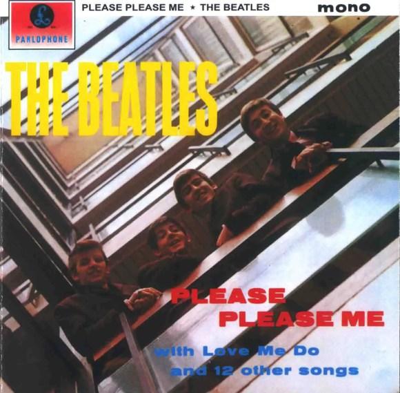 Please Please Me album artwork