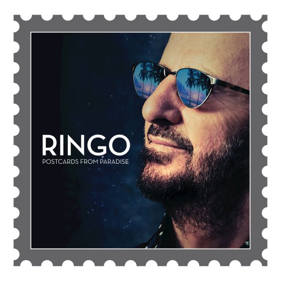 Ringo Starr – Postcards From Paradise (2015)