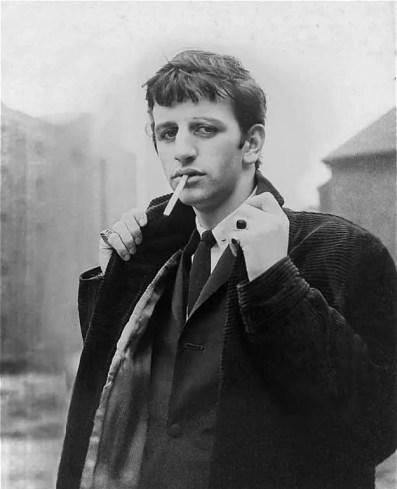 Ringo Starr, Liverpool, 1962