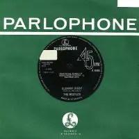 Eleanor Rigby single - United Kingdom