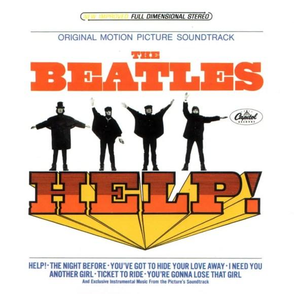 Help! album artwork - USA