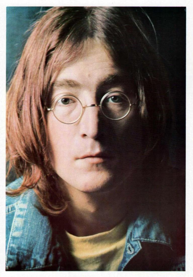White Album portrait: John Lennon