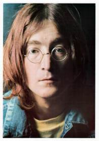 White Album portrait: John Lennon