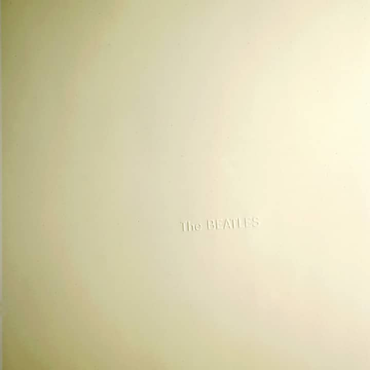 The Beatles (White Album) artwork
