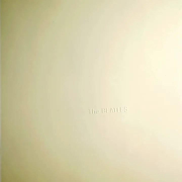 The Beatles (White Album) artwork
