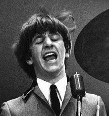 Ringo Starr, 1st US Concert, Feb 1964