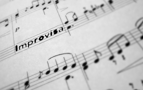 Resultado de imagen para improvisacion musical