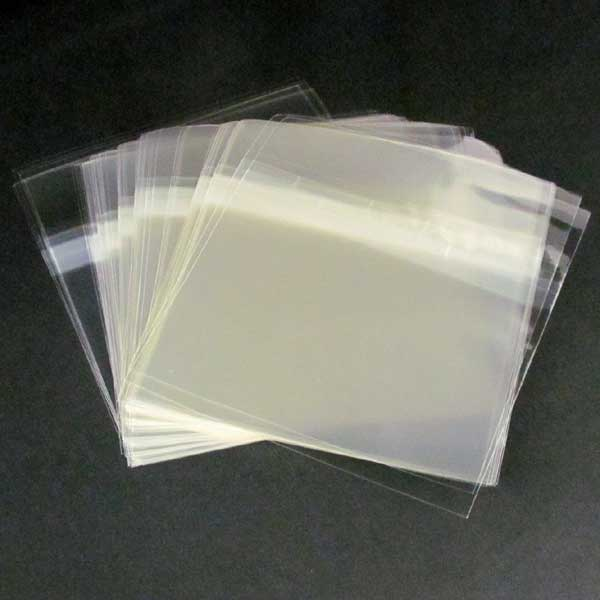 RESEALABLE OUTER SLEEVES for Jewel Case CD (100 pieces ...
