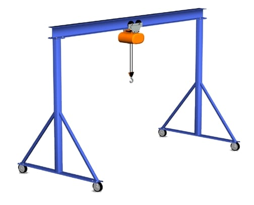 Gorbel Fixed Height Steel