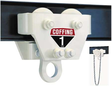 Coffing CTA Plain Style Hoist Trolley