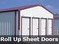 WD Roll Up Sheet Doors